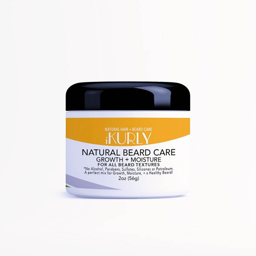 iKURLY Beard Moisturizer